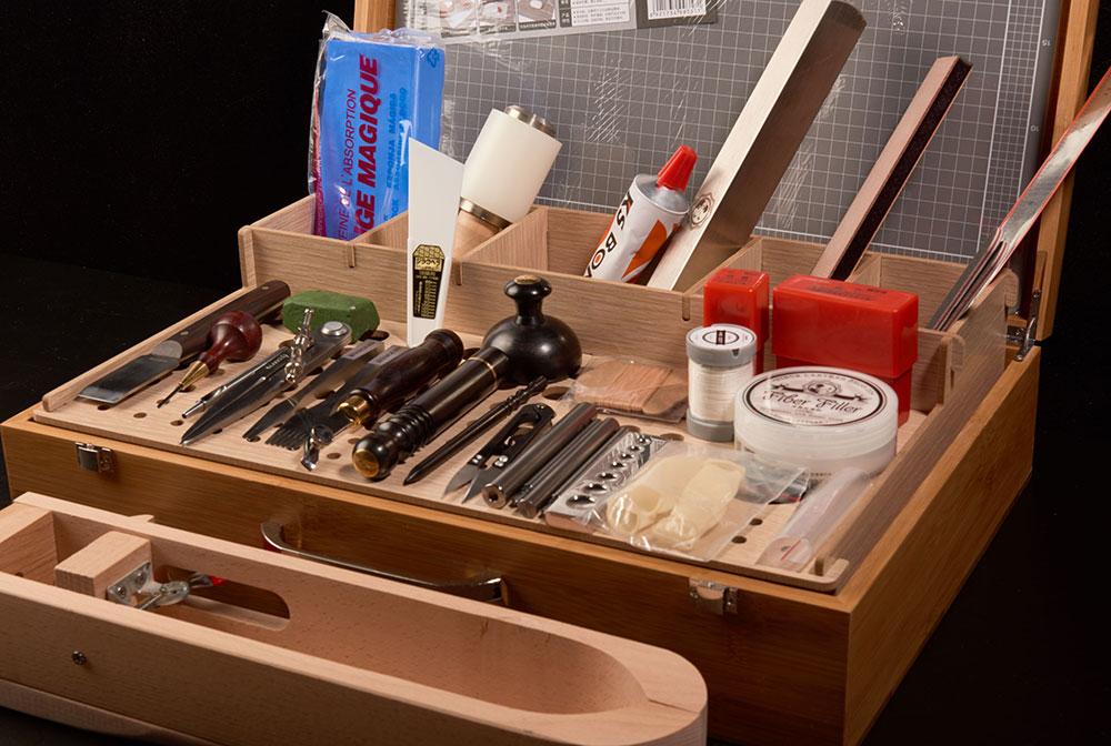 手工皮具制作培训_新手工具想一步到位?推荐Since手工皮具套装 - 皮小匠